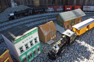 CCCGRS Open House - Wajda, Santa Maria @ J & W Railroad