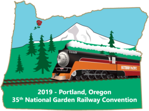 35th National Garden Railway Convention @ Doubletree by Hilton Hotel Portland
