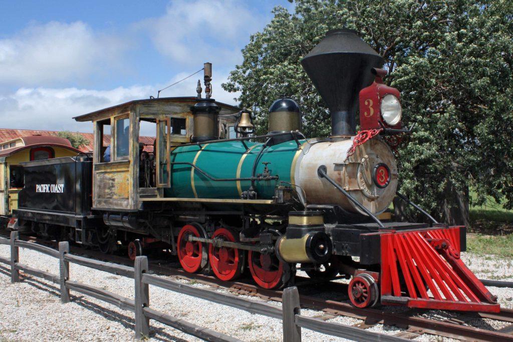 2-6-2 steam locomotive