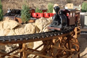 CCCGRS Open House - Edwards, Santa Margarita @ Cascade Peak & Buena Vista Railway