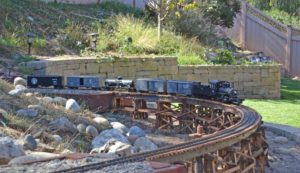CCCGRS Open House - Clinton, Santa Maria @ Orcutt & Islay Creek Railroad