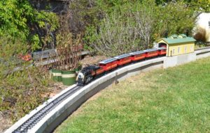 CCCGRS Open House - Kastner, Arroyo Grande @ Monarch & Sand Railroad