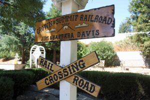 CCCGRS Open House - Davis, Paso Robles @ Crowne & Summit Railroad